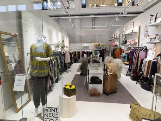 Showroom 1B16, Fashion Center 1. krs