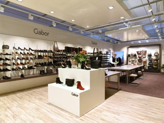 Gabor, Showroom 2E10