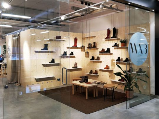 WNB Agency, Showroom 2E8