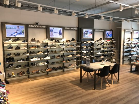 Skechers, Showroom 2E6