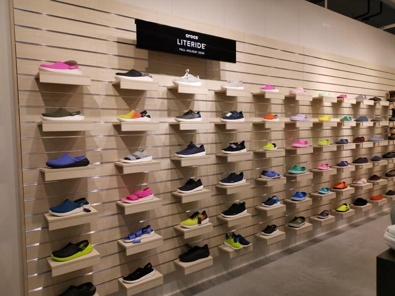 Crocs, Showroom 2E12, Fashion Center