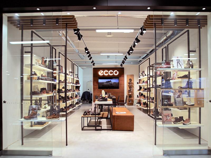 Fashion Center Showroom 1B13A Ecco