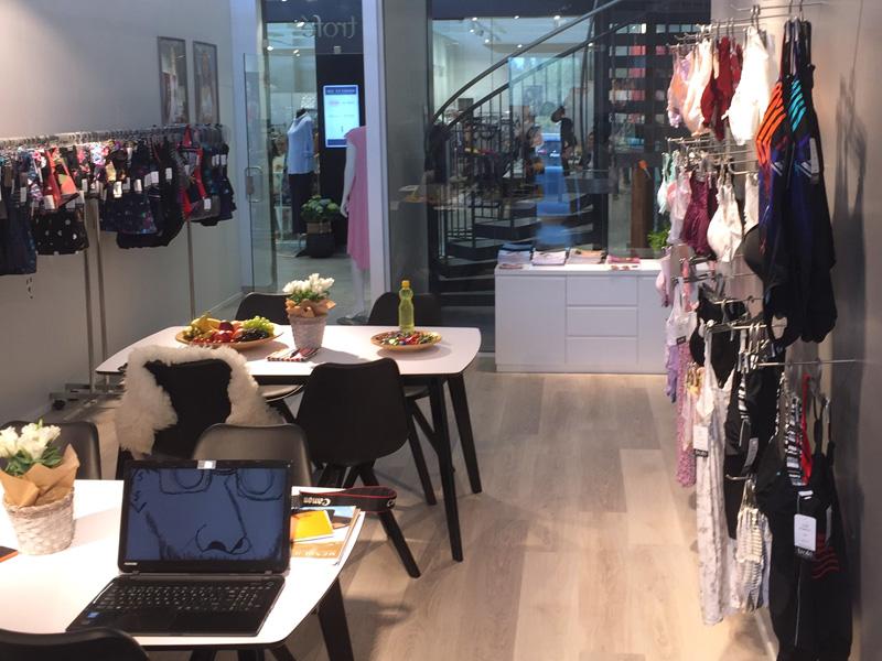 Trofé, Fashion Center Showroom 1B4